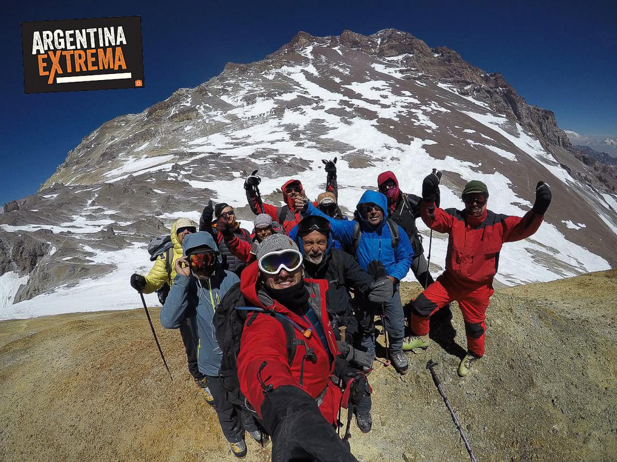 aconcagua expedicion cumbre ascenso normal route 053