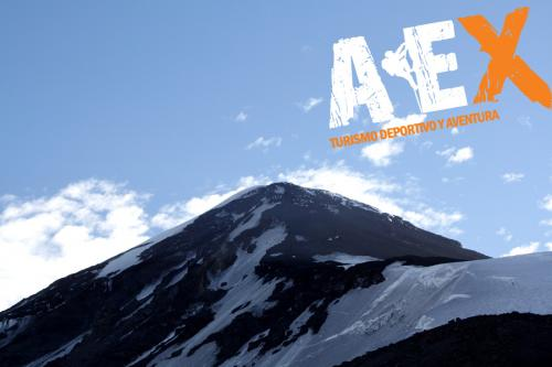 ascenso volcan lanin 33