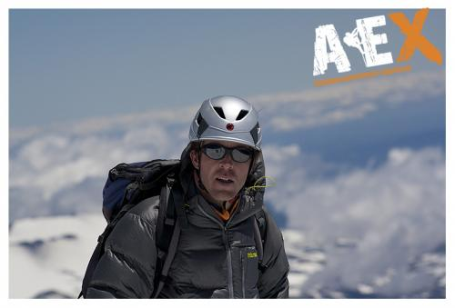 ascenso volcan lanin leandro scheurle