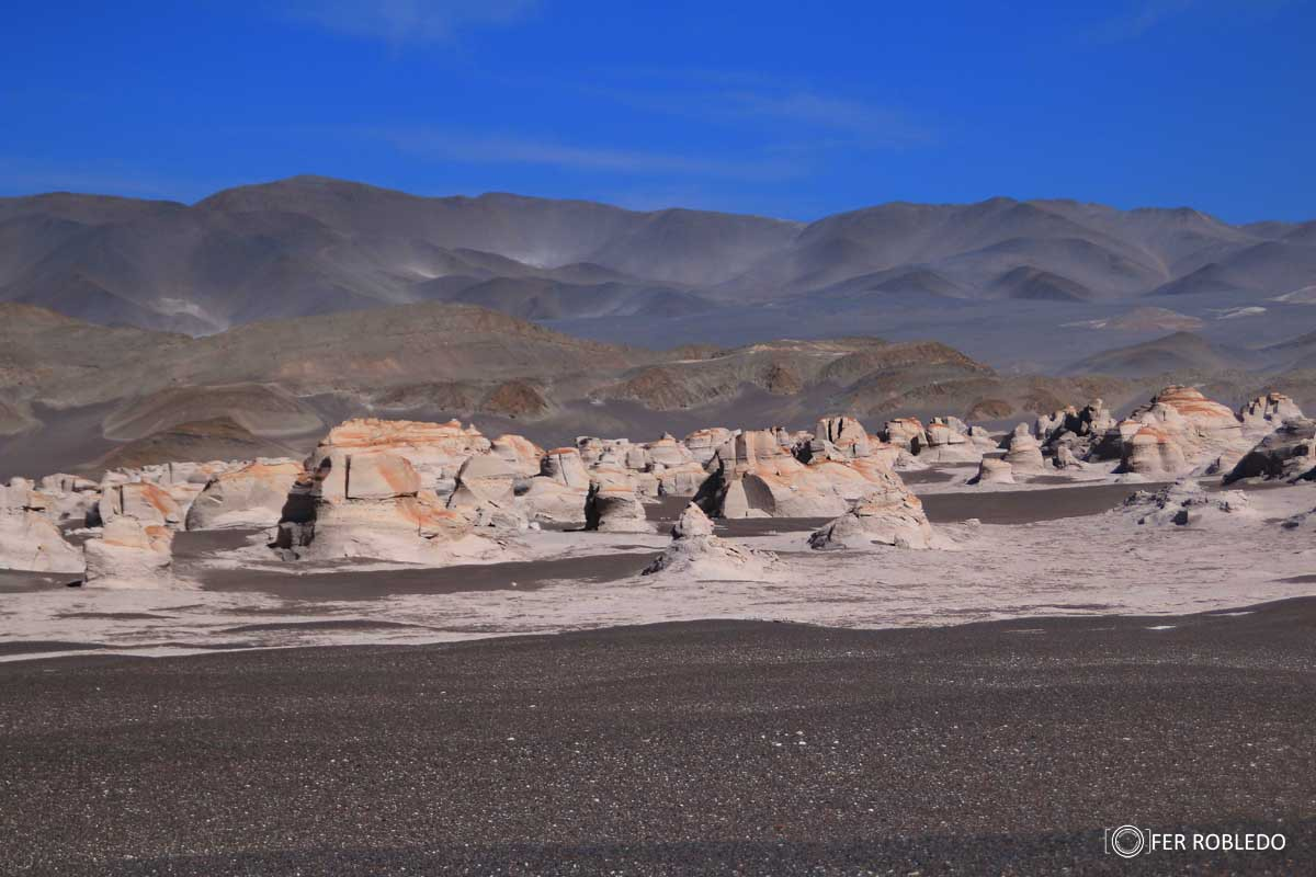 Campo de Piedra Pomez - Catamarca Extrema