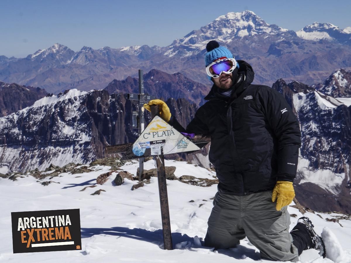 cerro plata ascenso montanismo aex 10jpg152