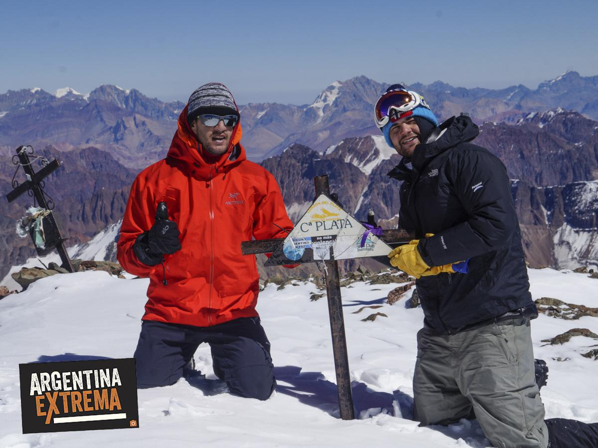 cerro plata ascenso montanismo aex 11jpg873