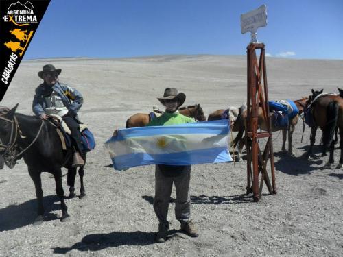 cruce de los andes a caballo 15