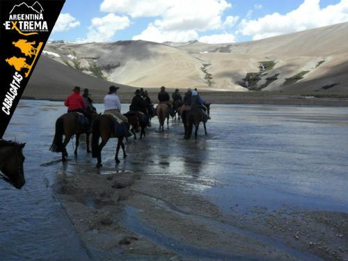cruce de los andes a caballo 19