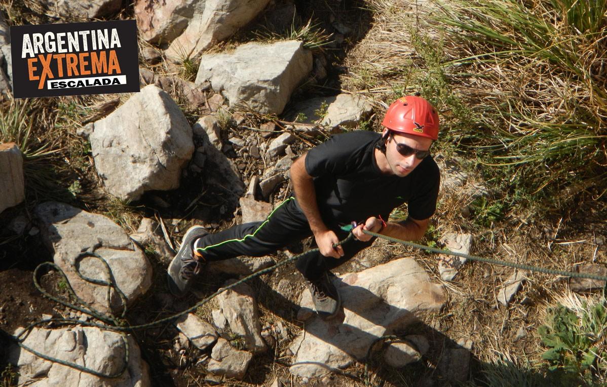 dar seguro en escalada