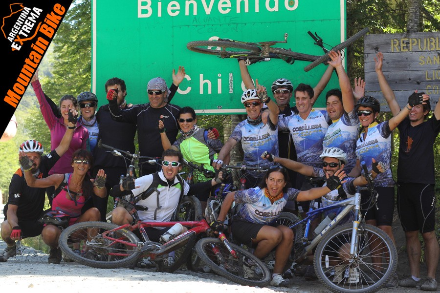 doble cruce de los andes mtb bicicleta 162