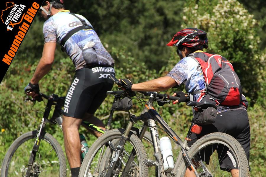 doble cruce de los andes mtb bicicleta 24