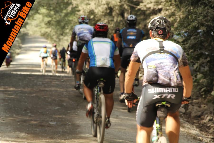 doble cruce de los andes mtb bicicleta 33
