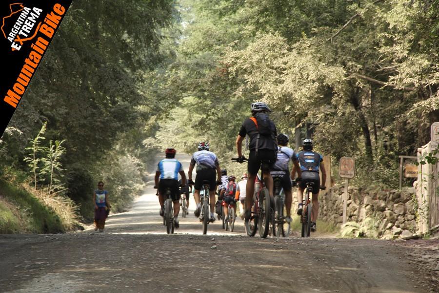 doble cruce de los andes mtb bicicleta 34