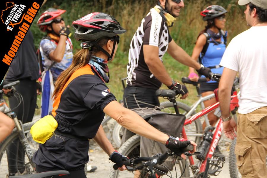doble cruce de los andes mtb bicicleta 361