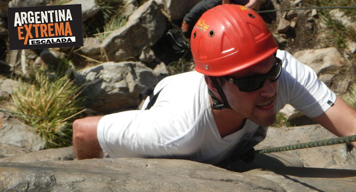 escalada tope rope