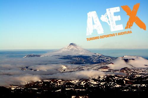 expedicion ascenso volcan lanin 10