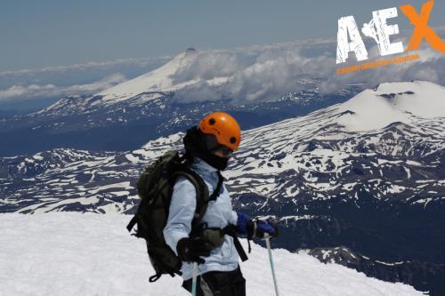 expedicion ascenso volcan lanin 19