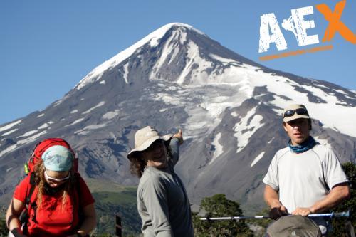 expedicion ascenso volcan lanin 21