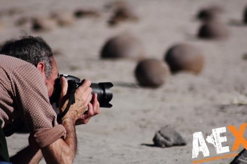 fotografos en accion