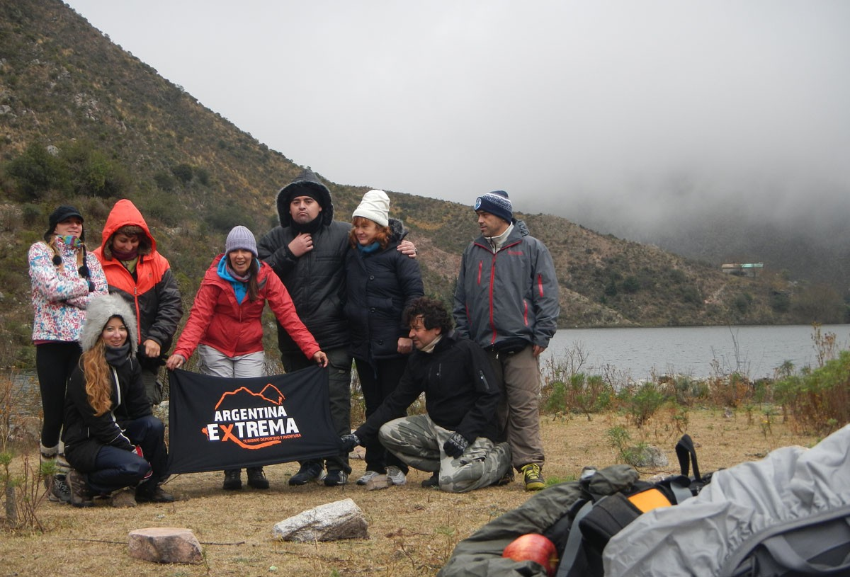 grupo trekking los alazanes