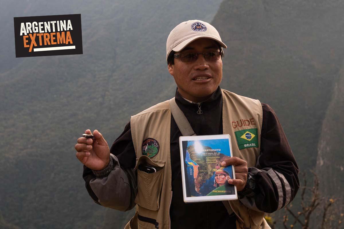 guia guide argentinaextrema machupicchu