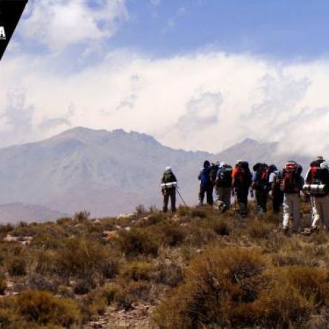Travesia Vuelta al Nevado de Chani Trekking 01