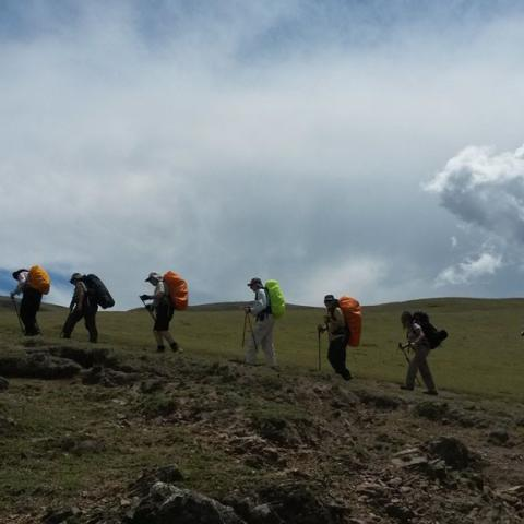 Trekking tafi del valle