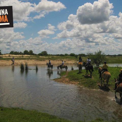 Cabalgata, Avistajes y Experiencia Gaucha en Esquina - Corrientes