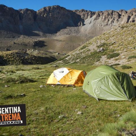 campamento Volcan Domuyo