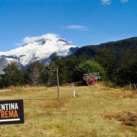 7 días de trekking por la cordiillera patagónica. Bosques, termas, Monte Tronador, lagunas y grandes paisajes
