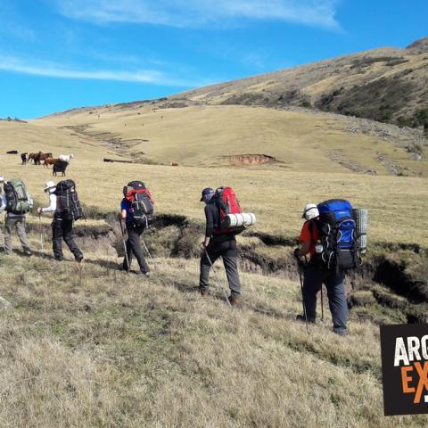 Expedición a una de las 10 montañas clásicas de Argentina
