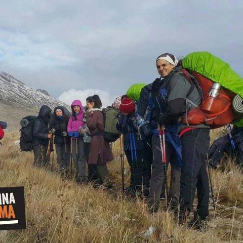 Dos días para aprender y experimentar en la montaña