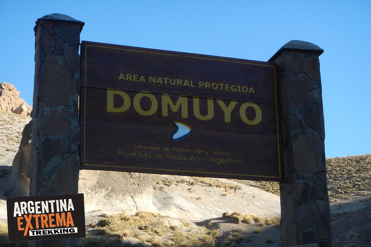 ingreso Domuyo