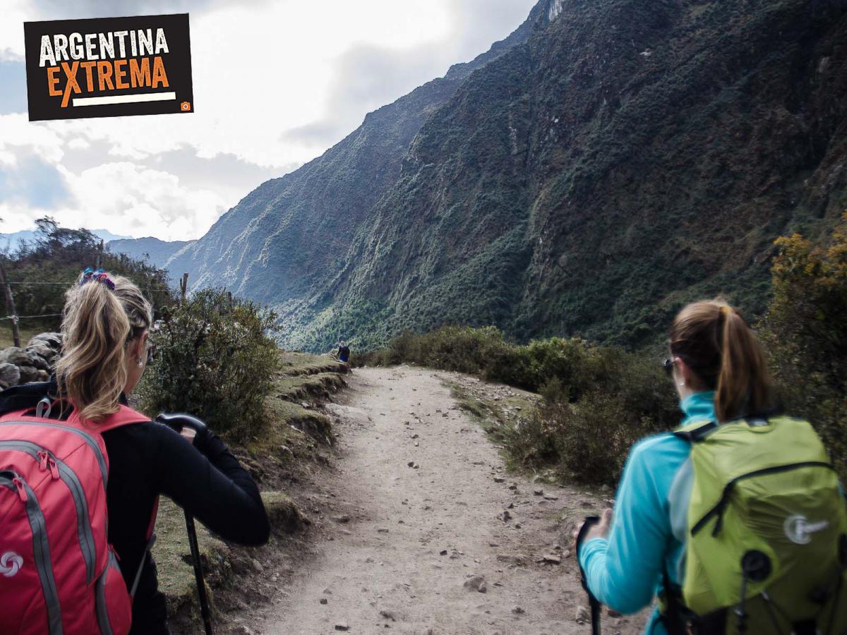 machu picchu trekking salkantay camino inca 14jpg313