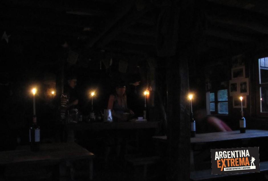 noche refugio san martin jakob