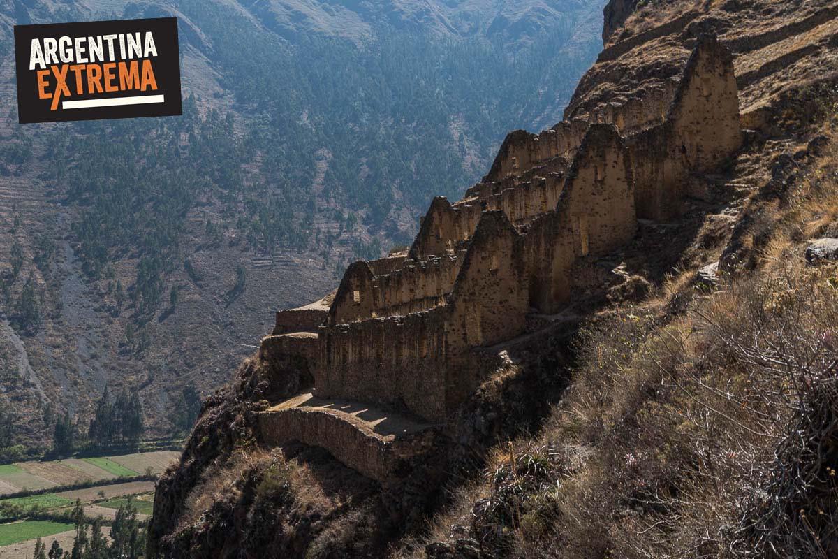 ollantaytambo ruinas turismo argentinaextrema