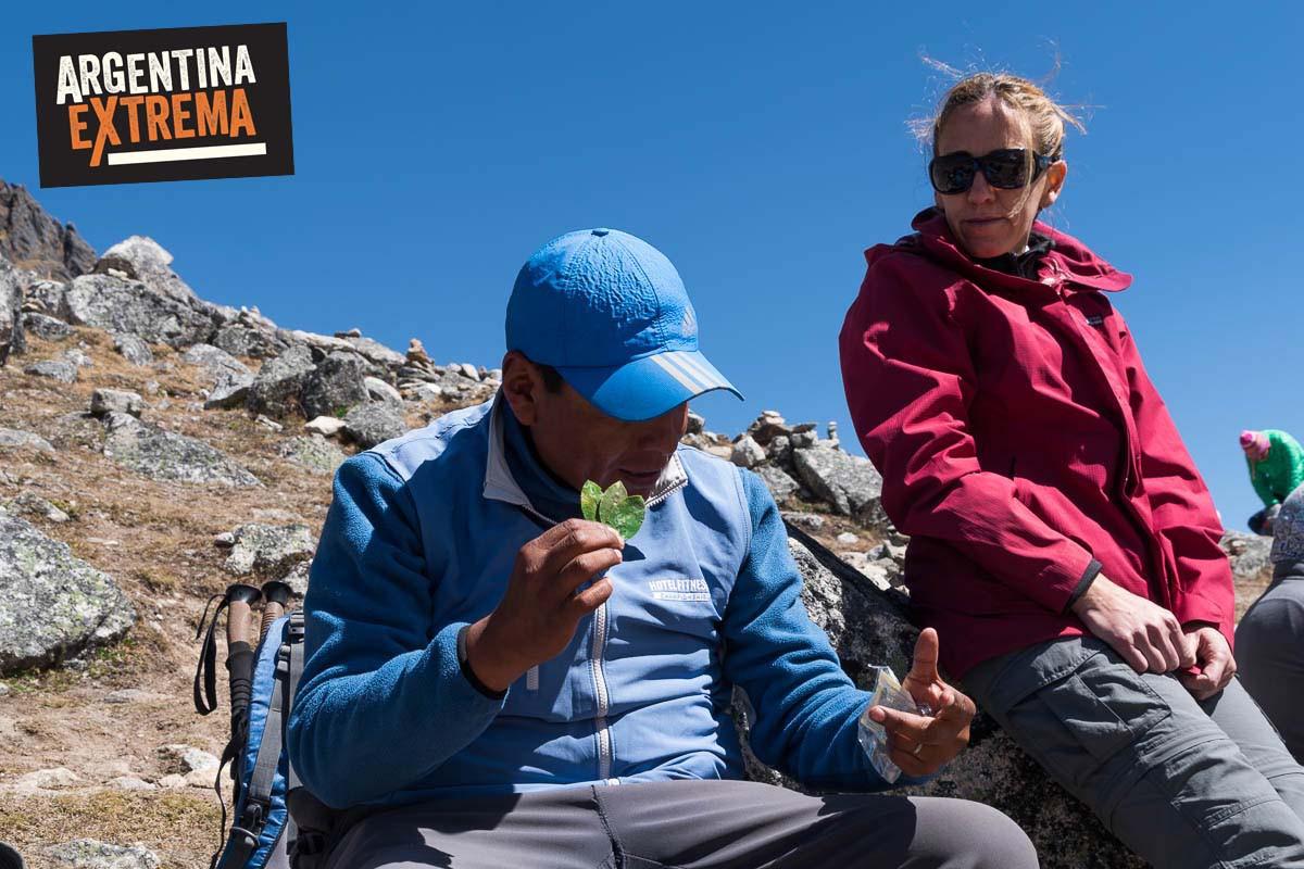 pachamama ofrenda trekking salkantay