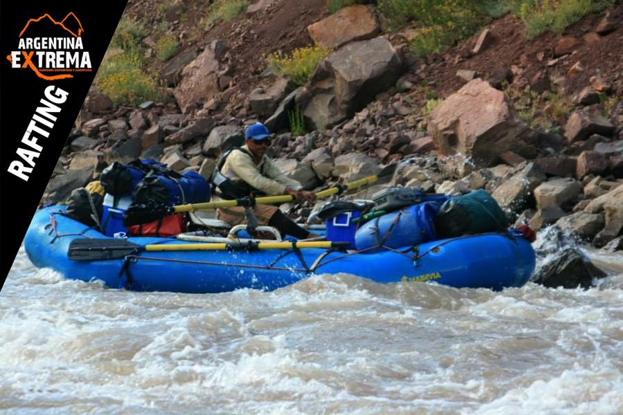rafting aguas blancas rio grande expedicion 10