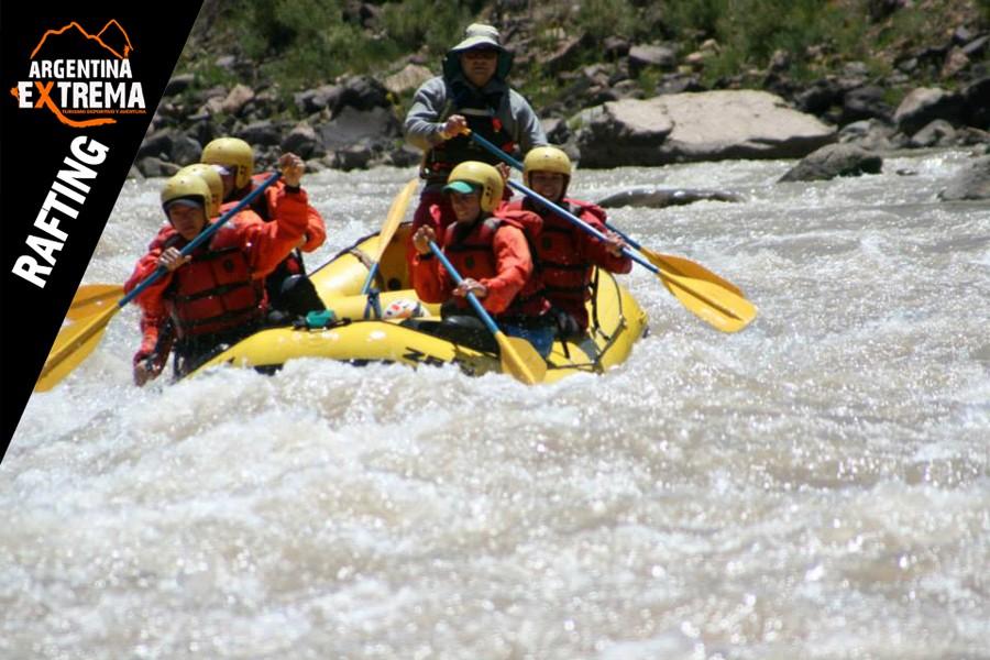 rafting aguas blancas rio grande expedicion 11