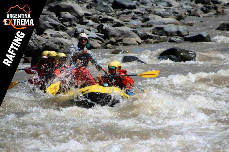 rafting aguas blancas rio grande expedicion 12