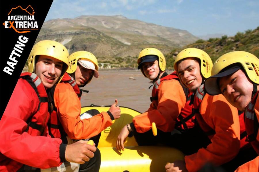 rafting aguas blancas rio grande expedicion 13