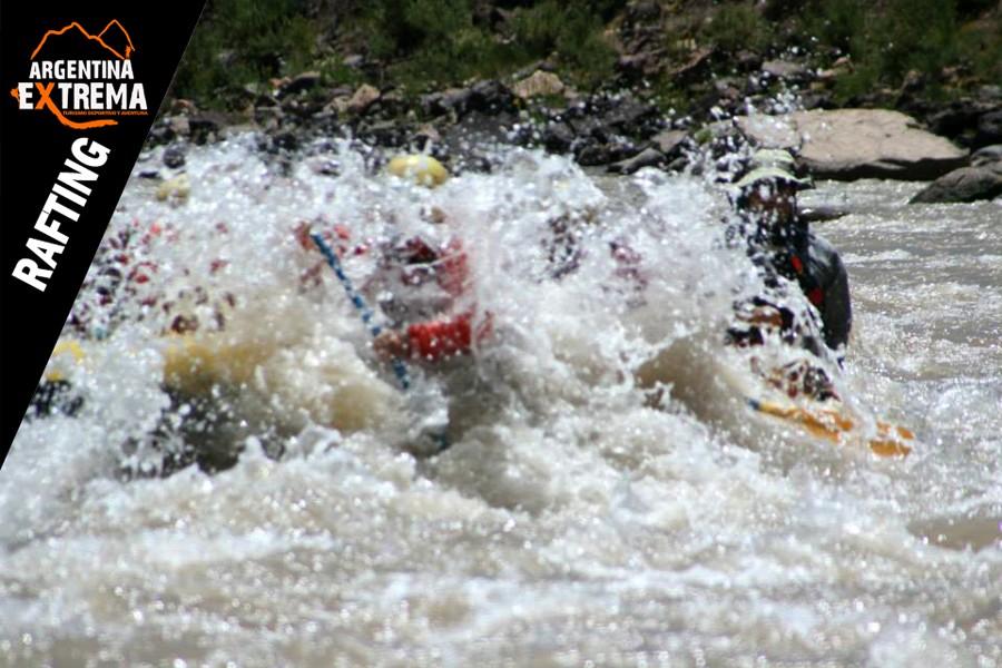 rafting aguas blancas rio grande expedicion 14