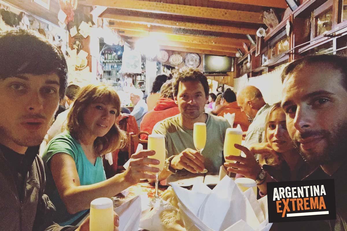 refugio cerveza patagonia crucedelosandes
