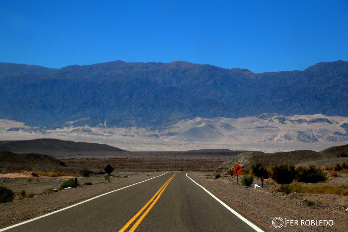 Ruta 60, camino a Fiambala
