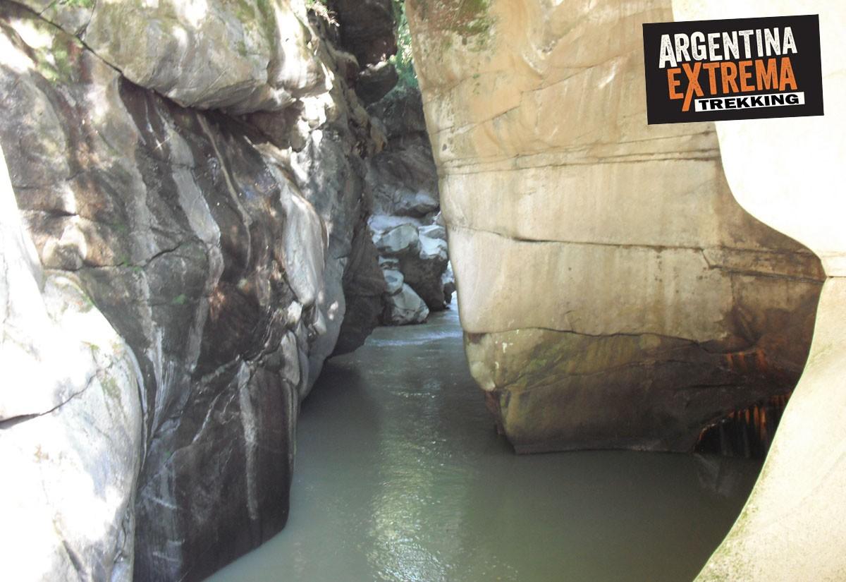 trekking canadones vuriloche
