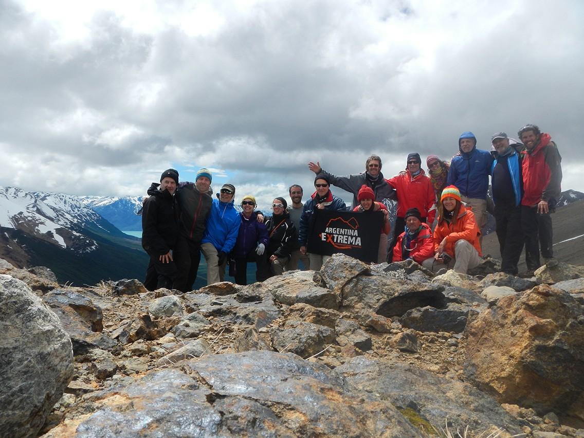 trekking grupo Patagonia