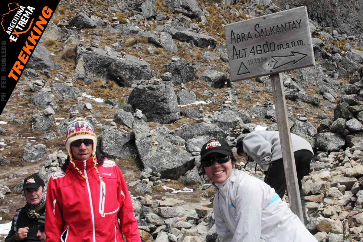 trekking machu picchu nevada salkantay 13