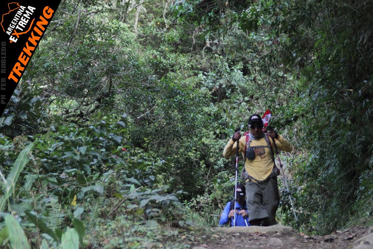 trekking machu picchu nevada salkantay 20