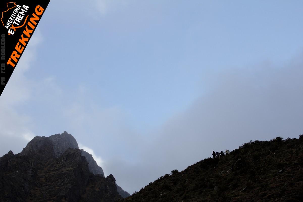 trekking machu picchu nevada salkantay 9