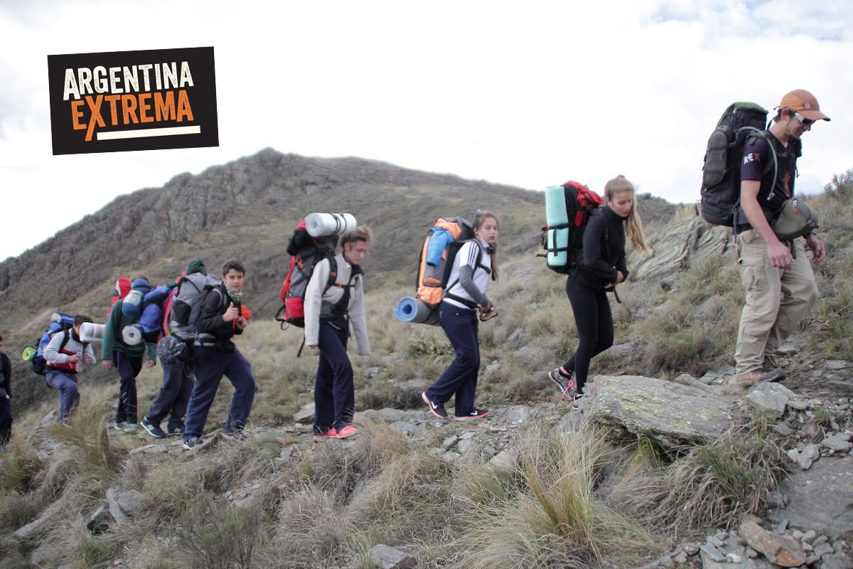 trekking merlo colegios pueblo escondido40