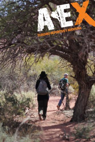 trekking quebrada don eduardo