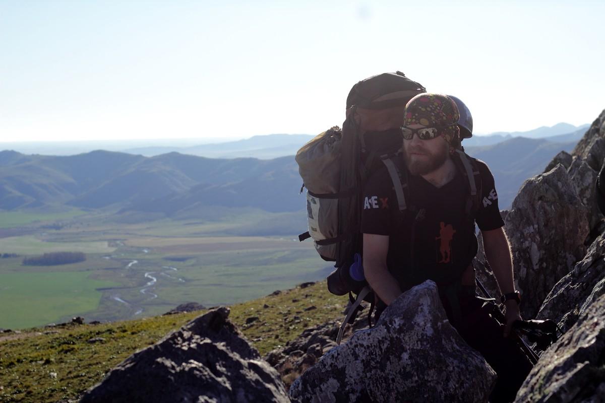 trekking sierra de la ventana 01