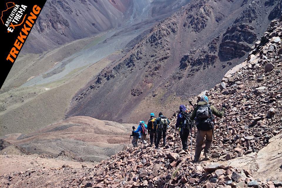 vallecitos montanismo san bernardo trekking mendoza 105