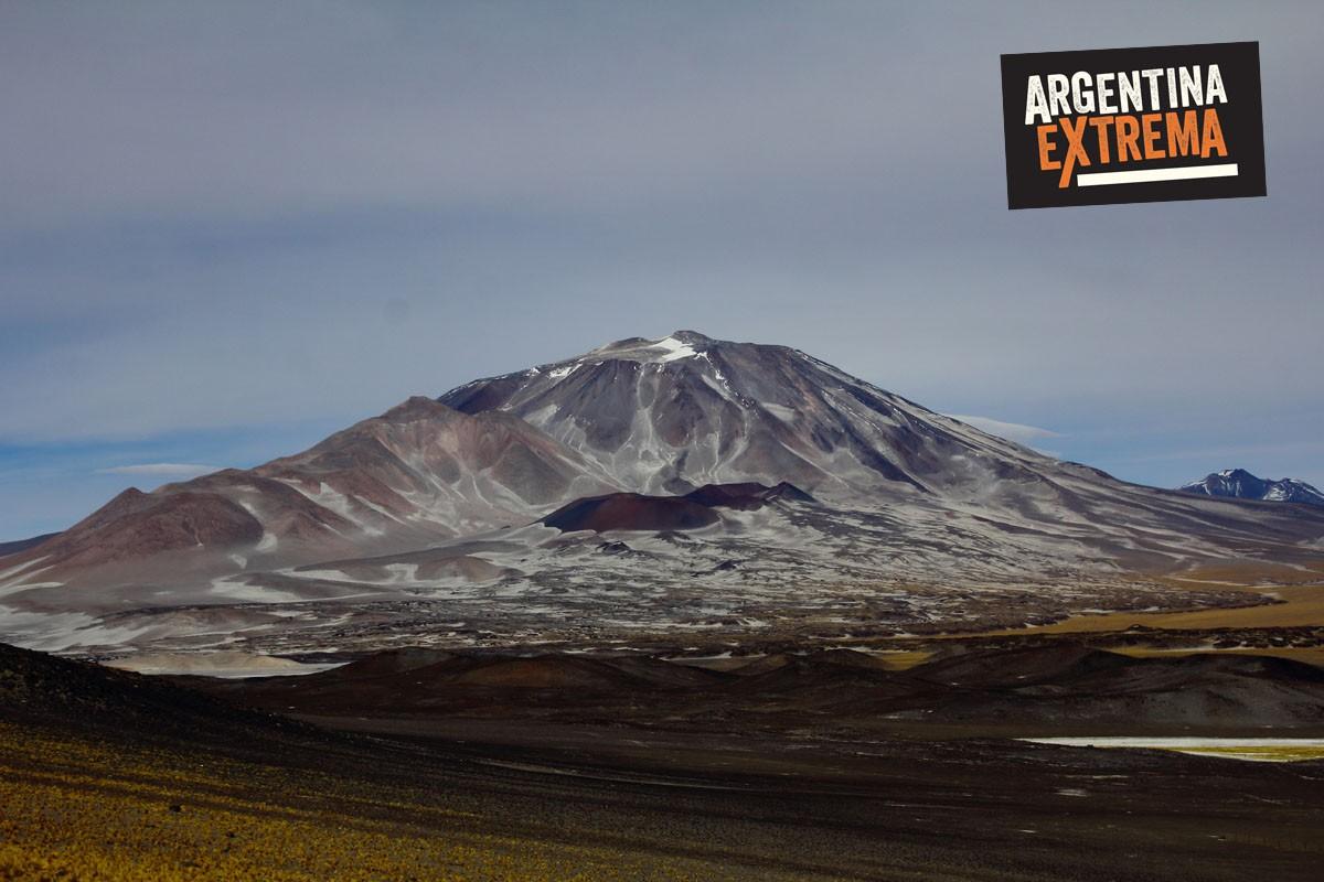Volcan Inca Huasi - por fer robledo
